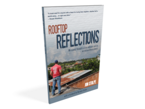 Rooftop Reflections – 3D Cover 1